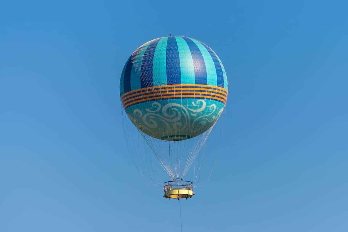 orlando hot air balloon
