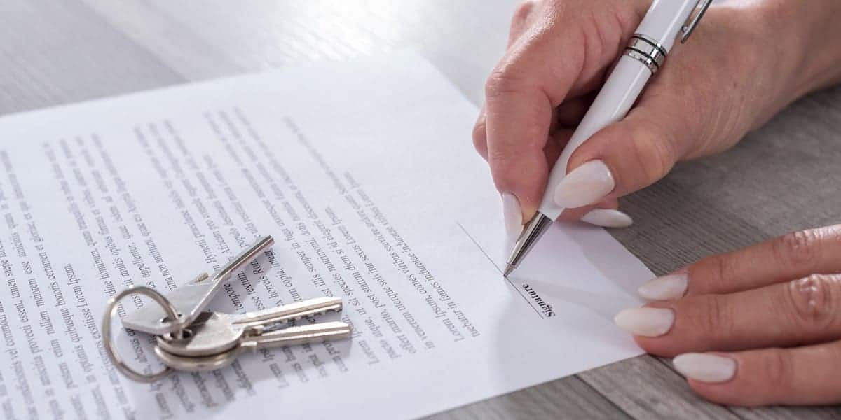 Sample Contract Co Signer Agreement Contract