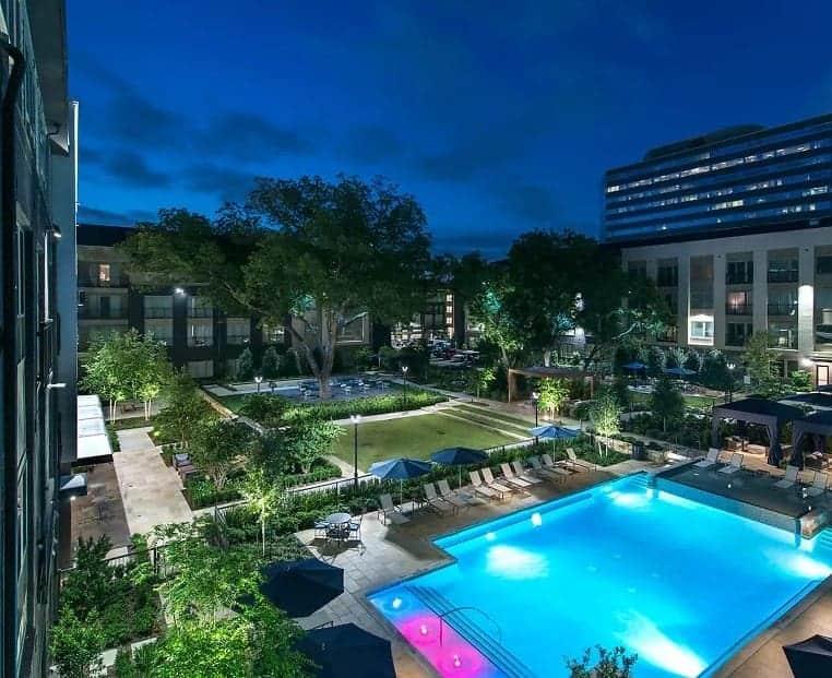 Hanover Midtown Park Apartments