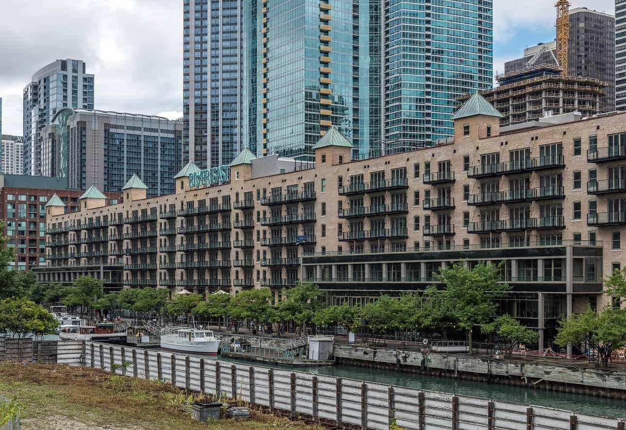 Lofts at River East
