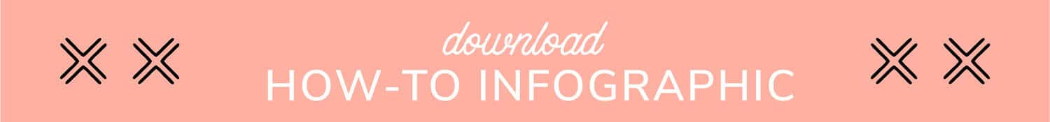 button that says download how-to infographic