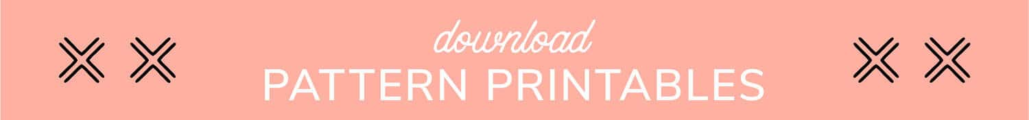 button that says download pattern printables