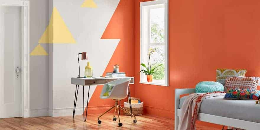 orange slice valspar