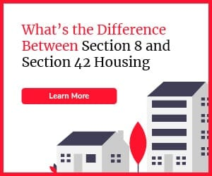 Difference between Section 8 & Section 42