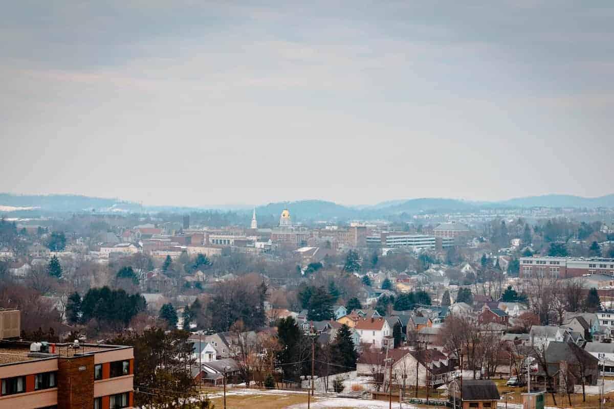 Indiana pennsylvania
