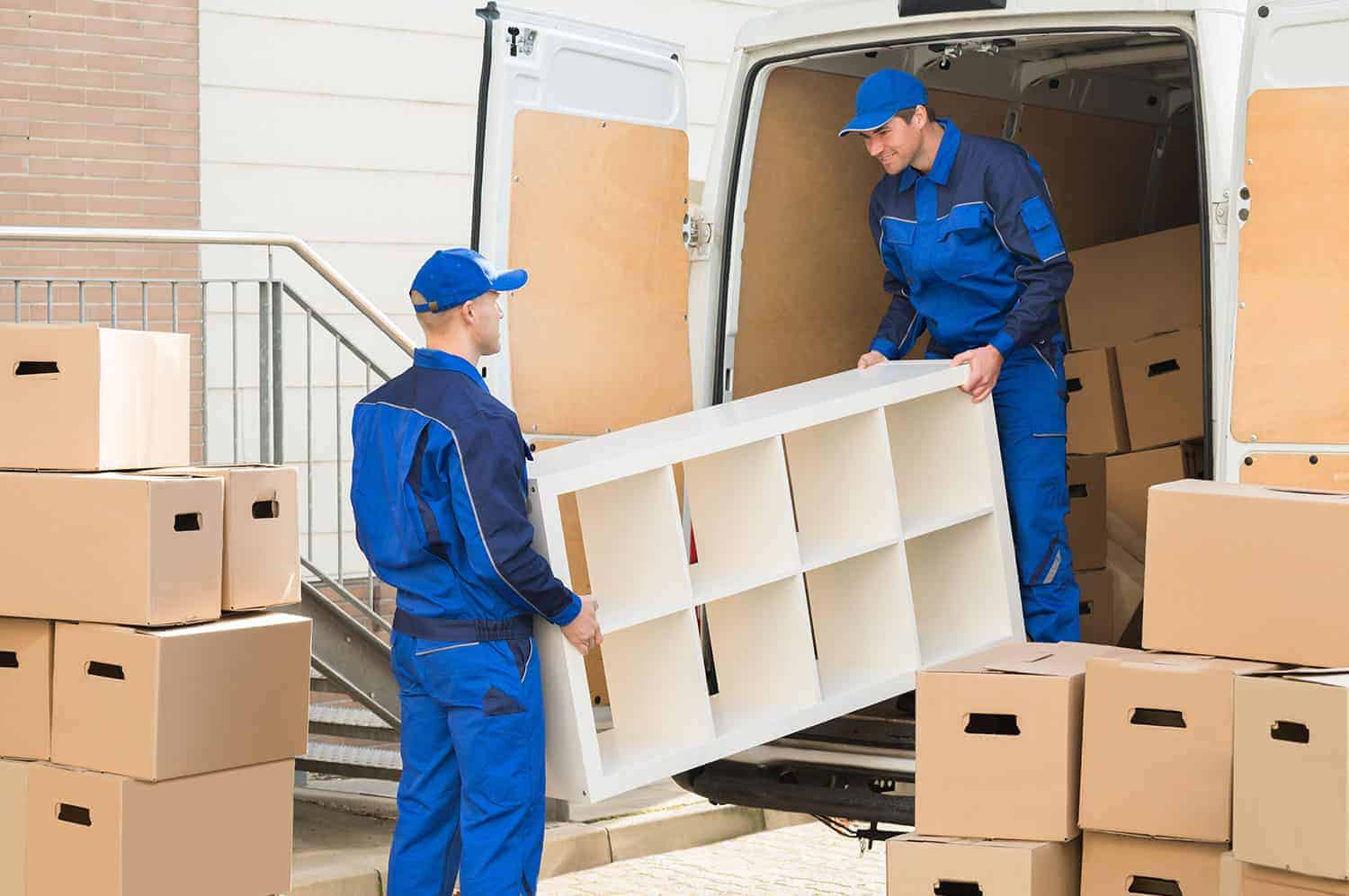 photo of movers