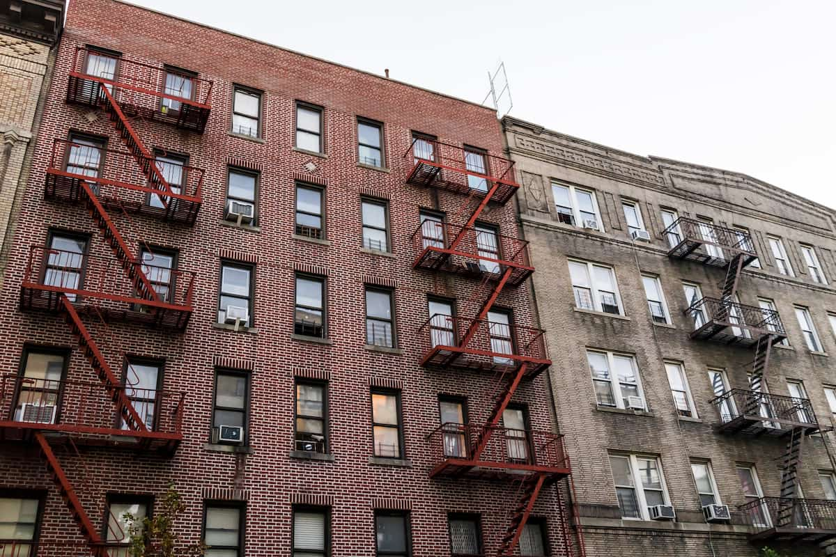 rent control apartment