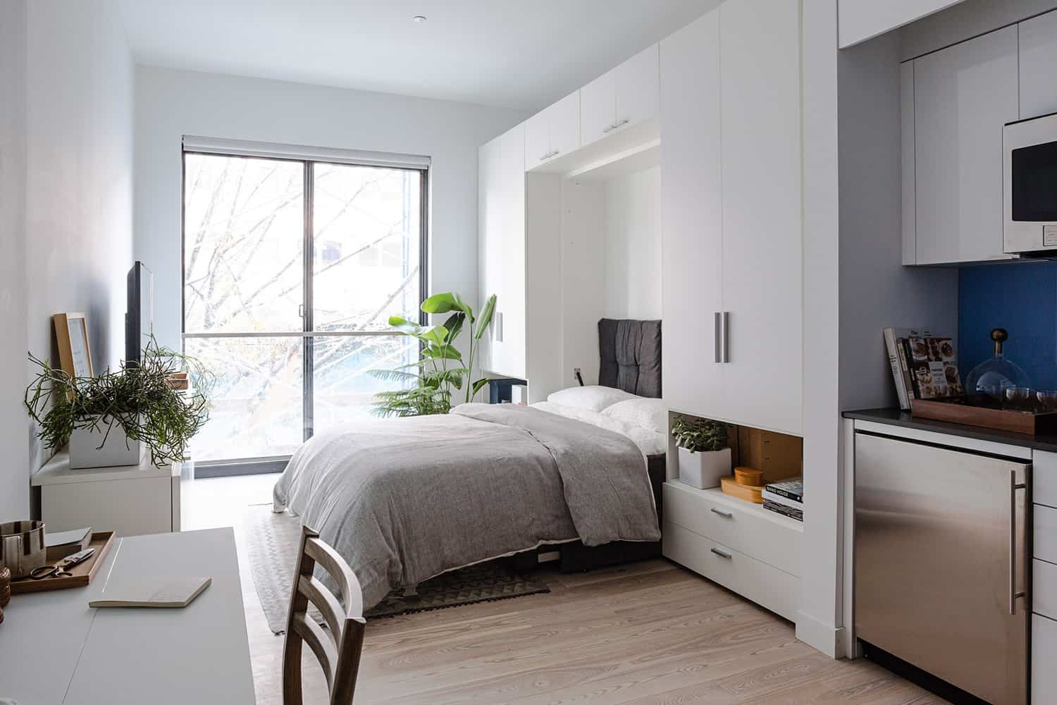 murphy bed apartment