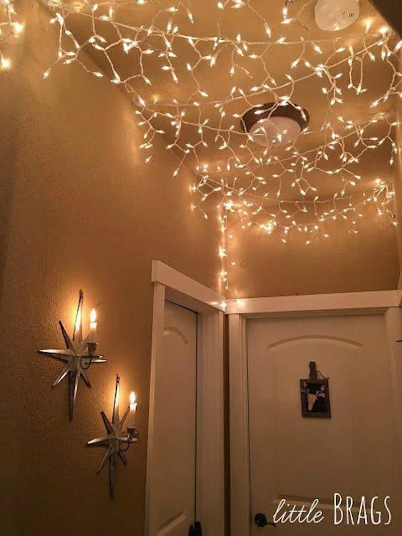 9 Clever Christmas Light Decorations In