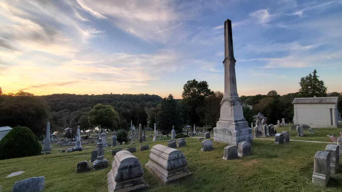 Lauren Hill Cemetery, Philadelphia, PA