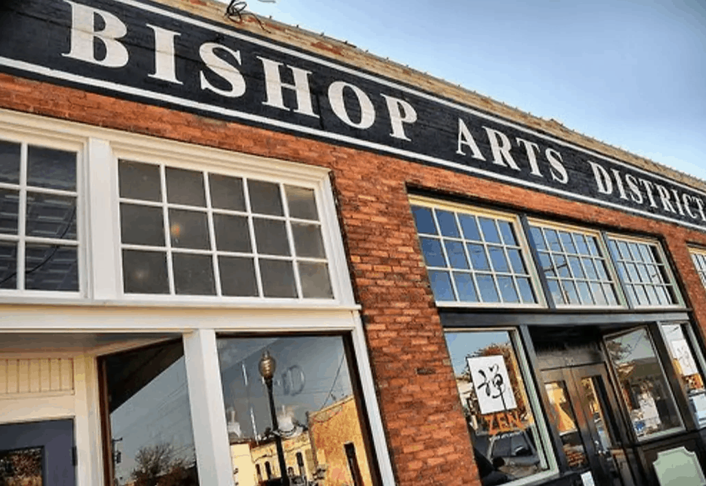 bishop arts district dallas