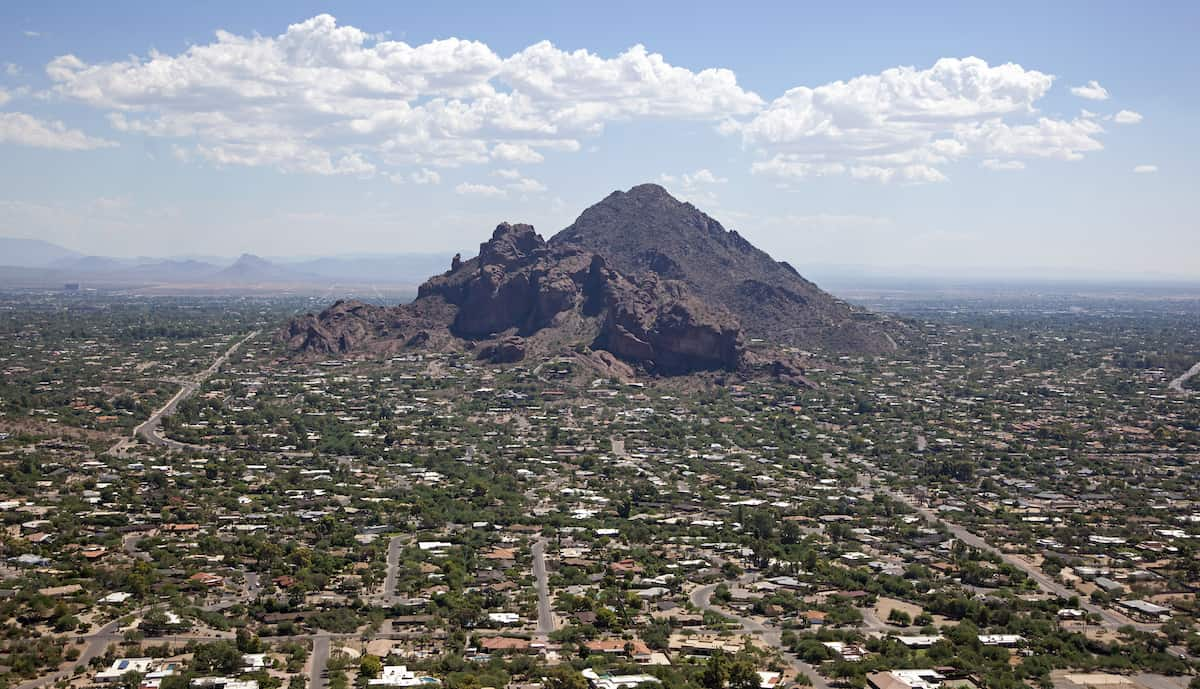 camelback east