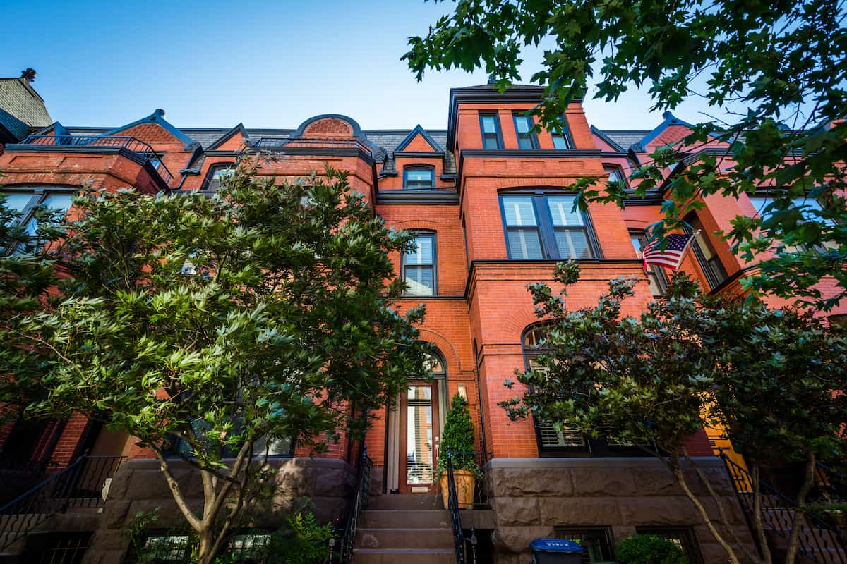 Washington D.C. Neighborhoods With the Most Expensive Rent ...