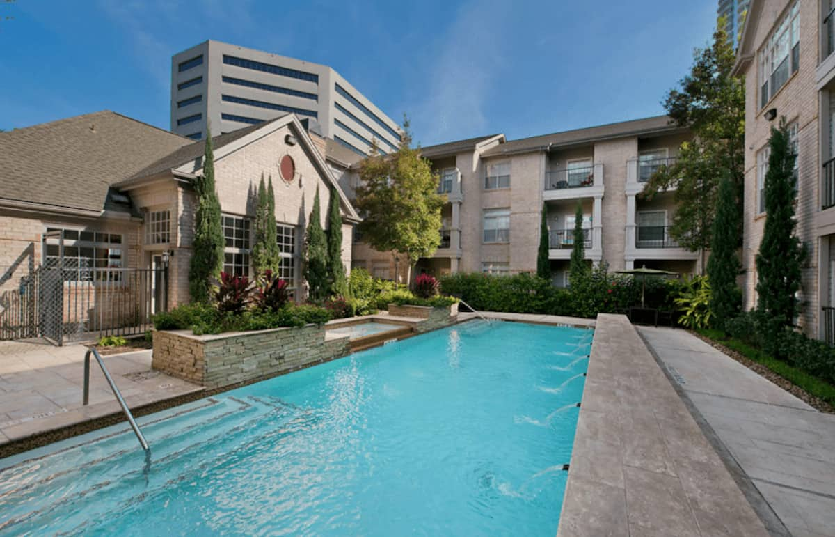 Essex House Apartments, River Oaks, Houston, TX
