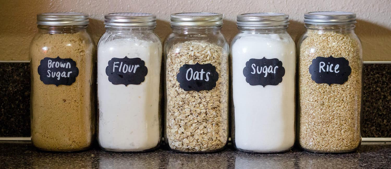 Food Storage Tricks For A Small Apartment Kitchen Apartmentguide Com