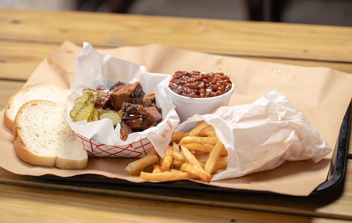 Slaps BBQ, Kansas City, KS