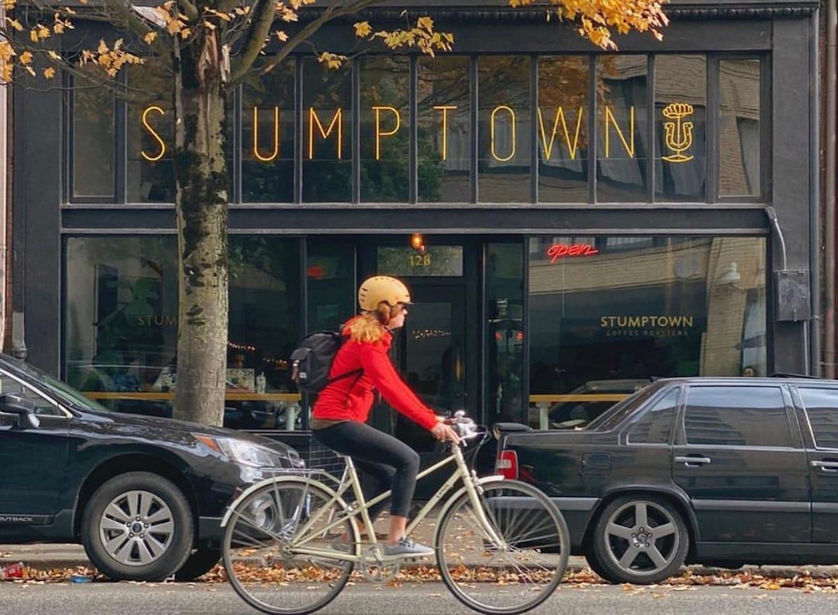 Stumptown Coffee, Portland, OR