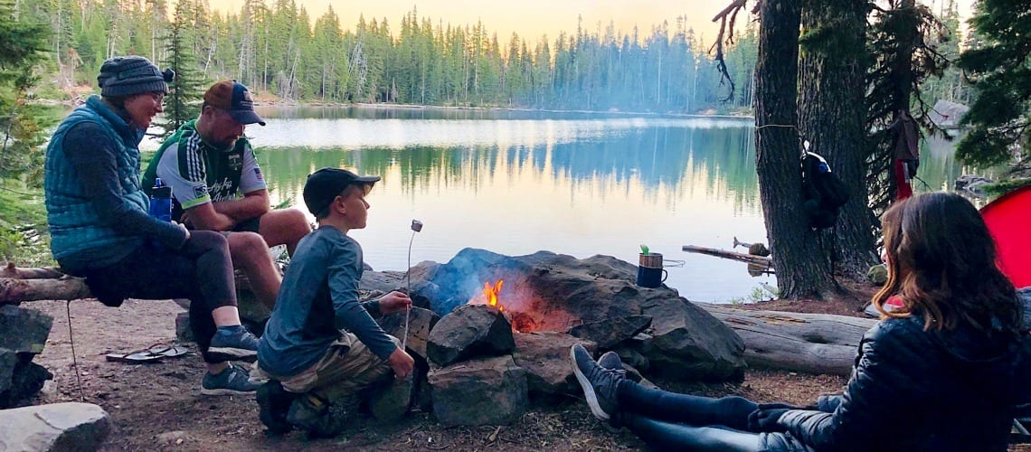 best cities for camping