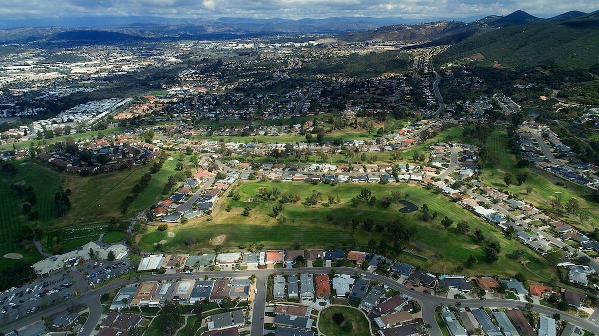 vista california