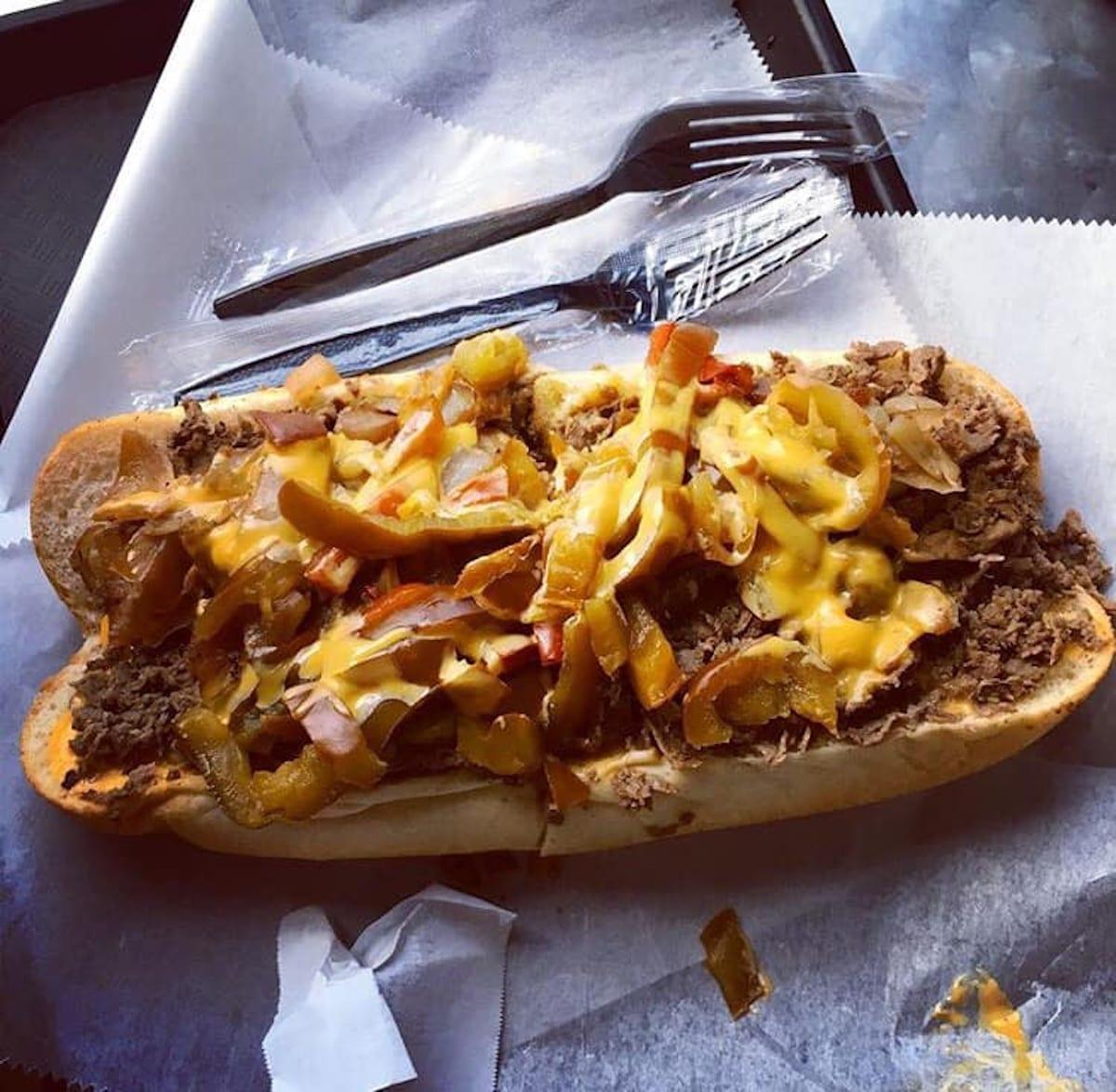 best cheesesteak in philadelphia Jim's