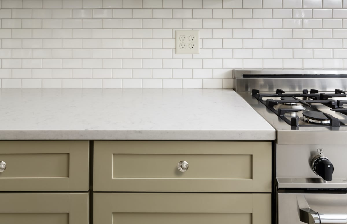 temporary kitchen decorating ideas wall outlet