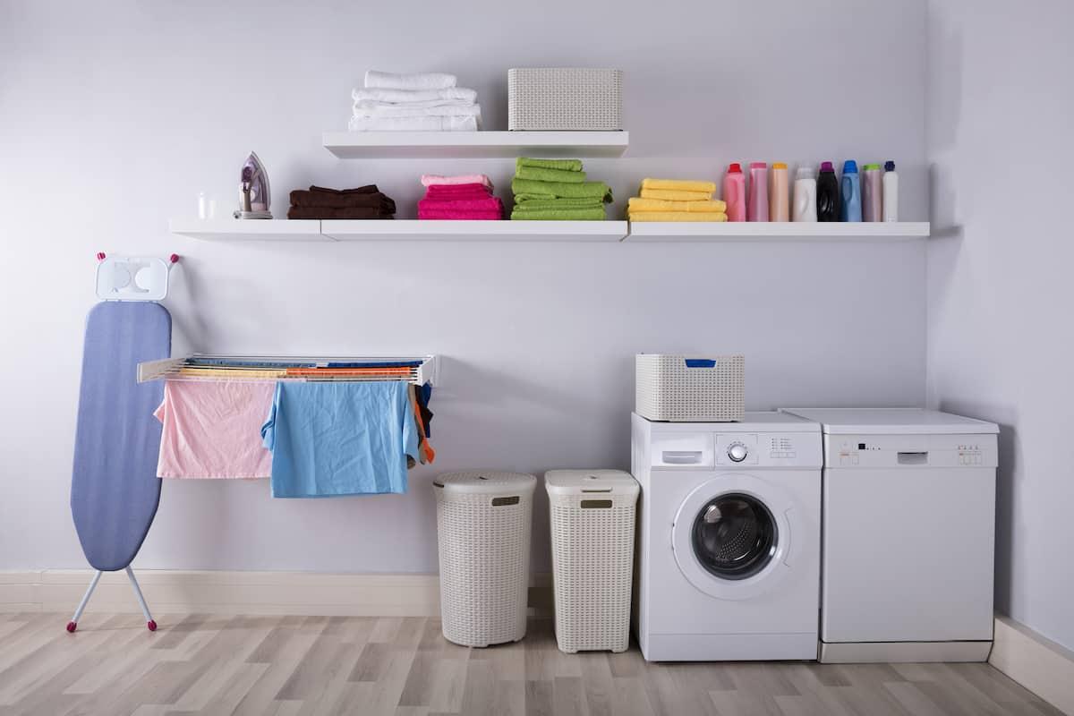 50 Laundry Room Ideas For Your Apartment Apartmentguide Com