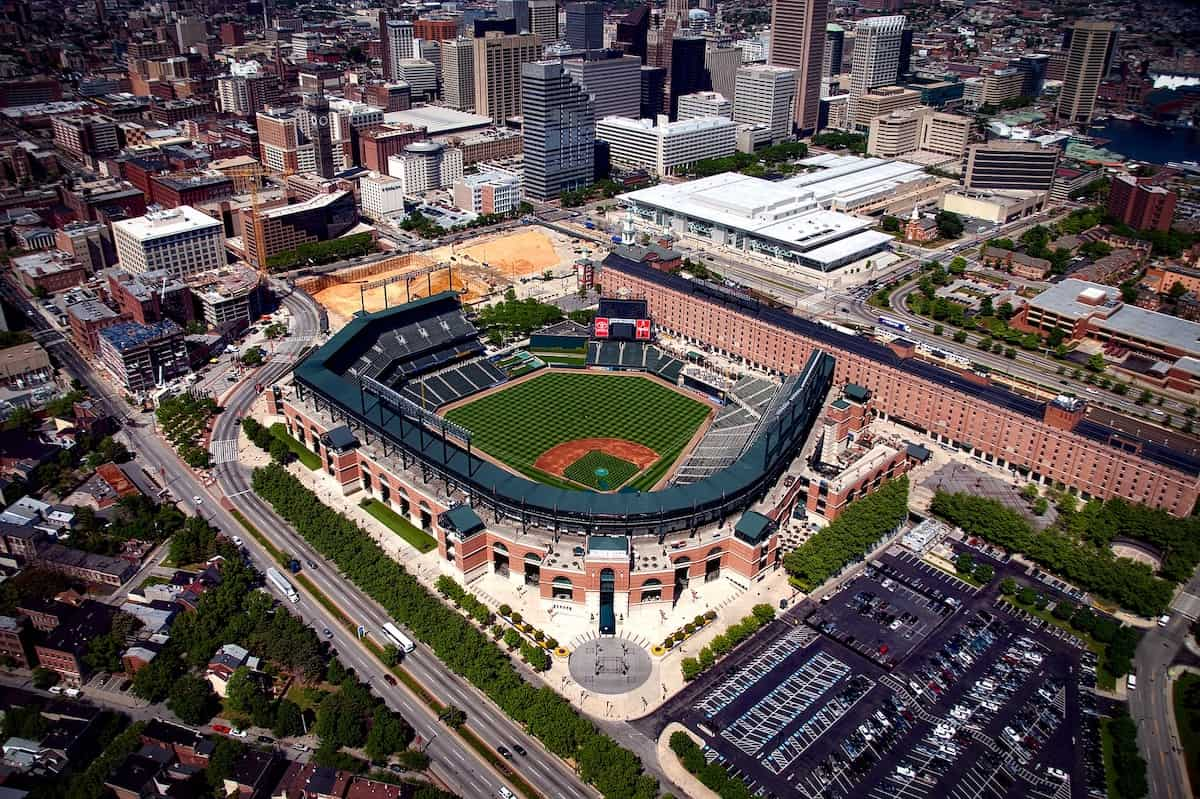 camden yards baltimore