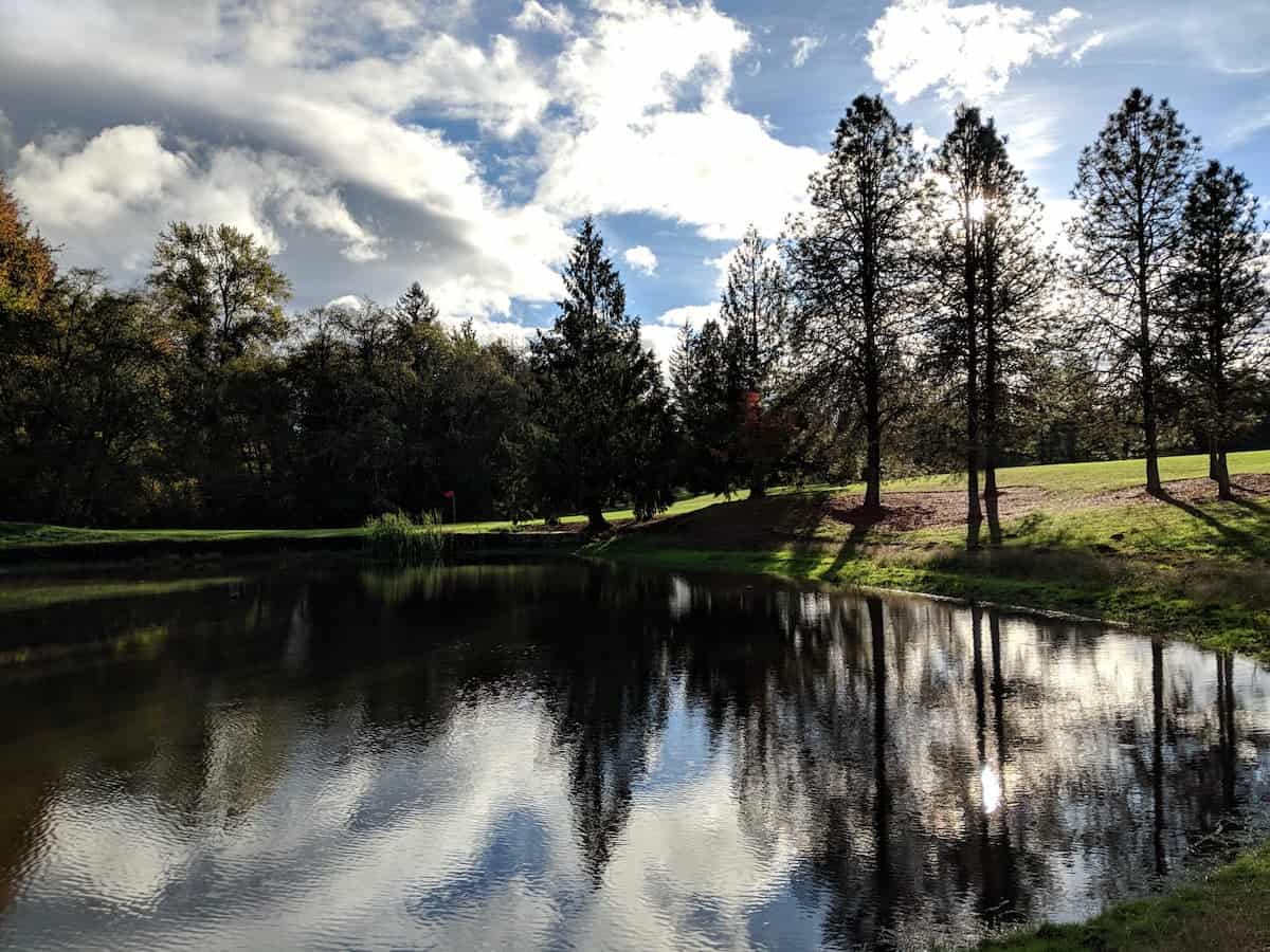 Sandelie Golf Course in Portland, OR.