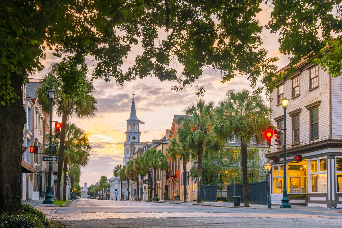 Charleston, SC.