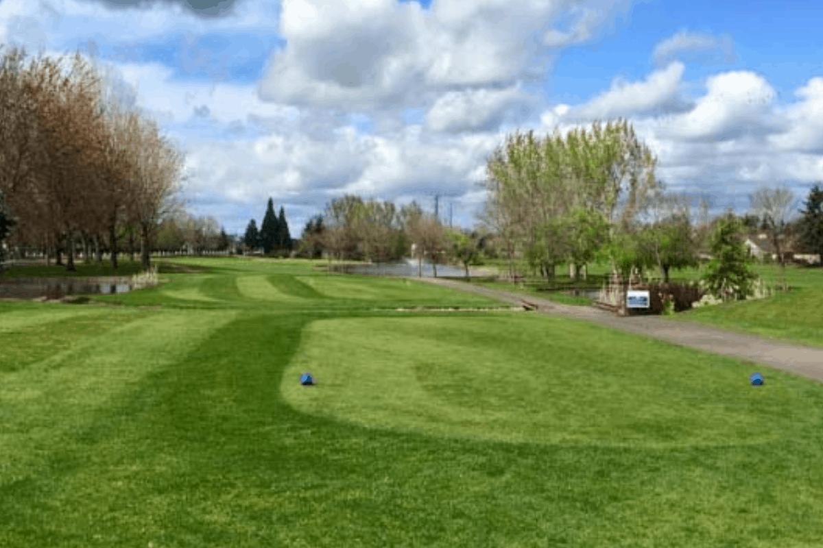 Claremont Golf Club in Portland, OR.