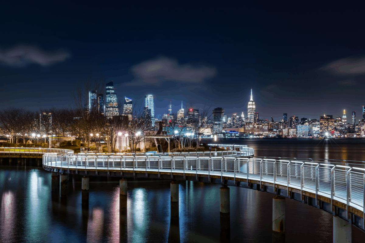 Hoboken, NJ.