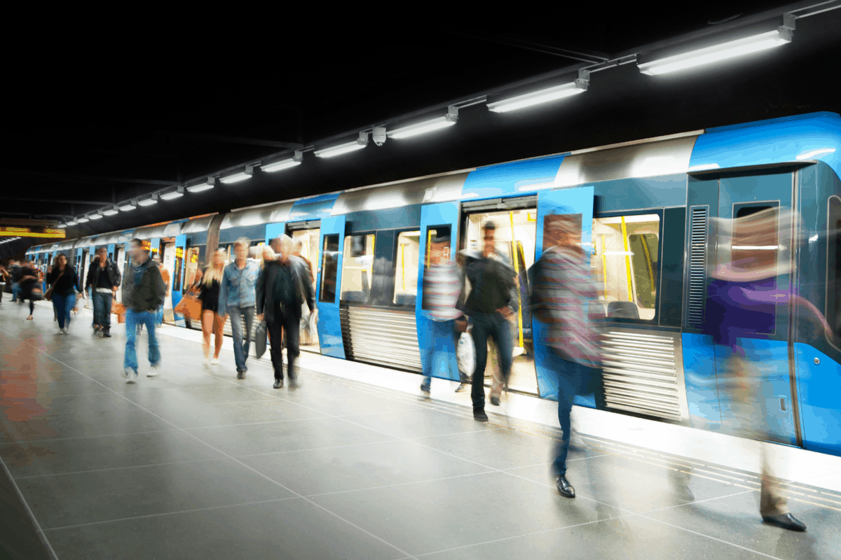 Subway system.