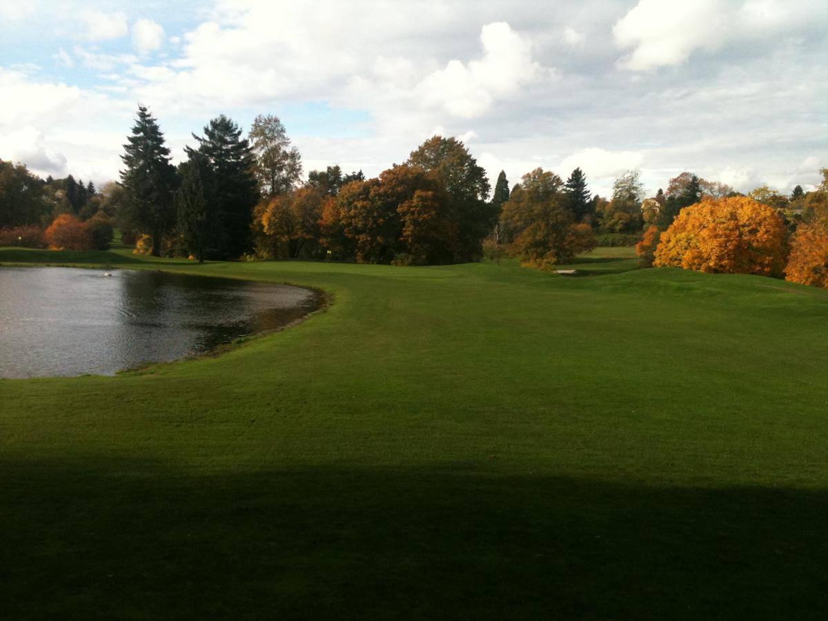 Rose City Golf Club near Portland, OR.