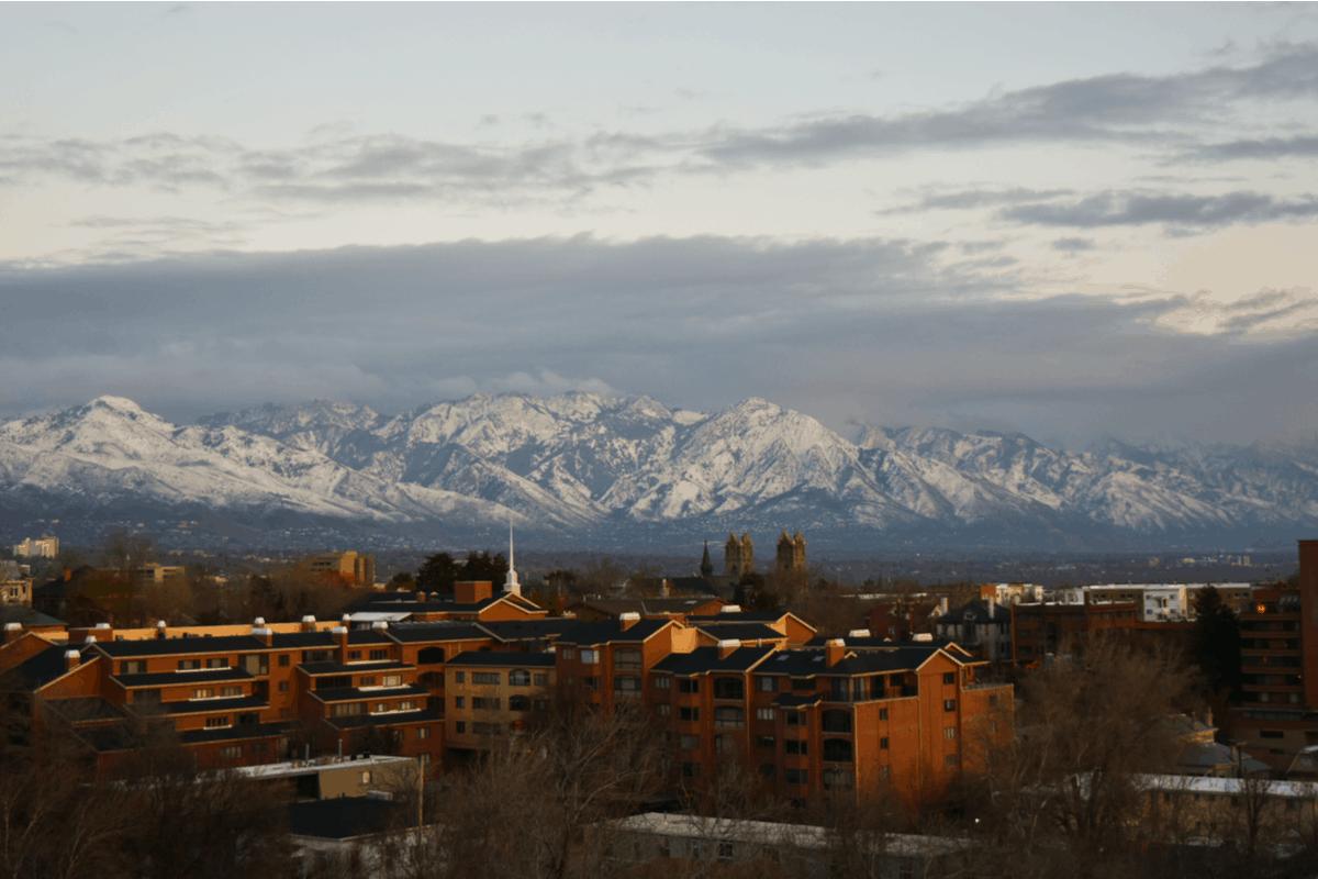 Fairpark in Salt Lake City.