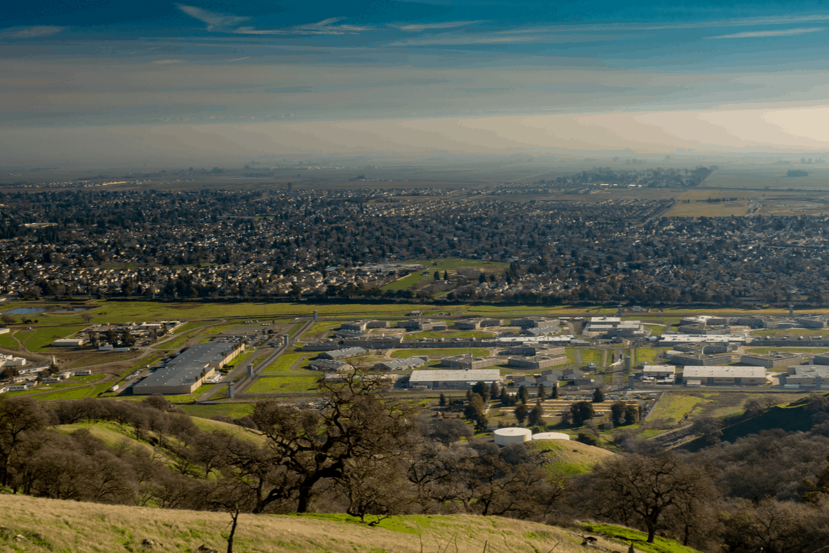 Vacaville, CA.