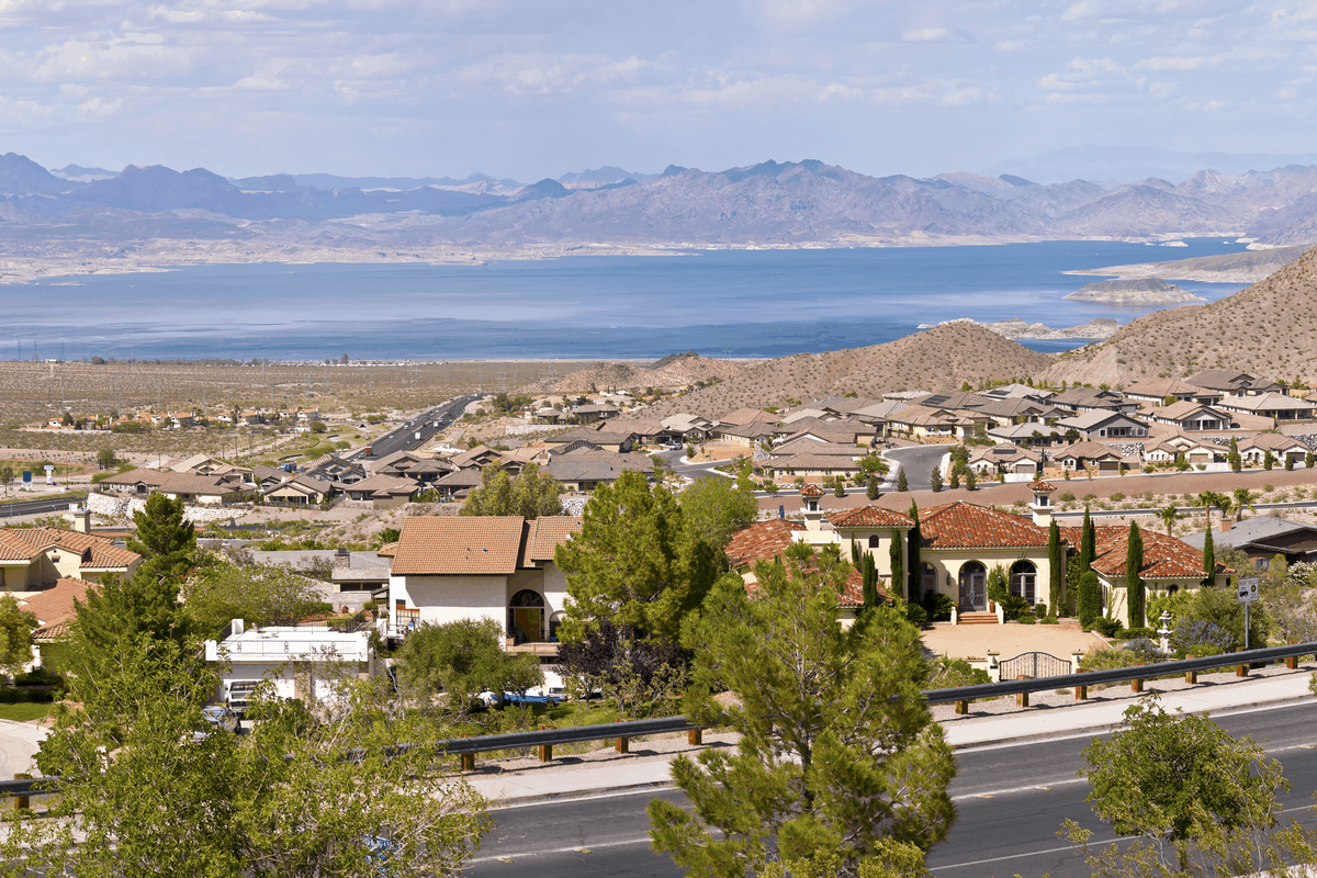 Boulder City, NV, one of the best cities near las vegas