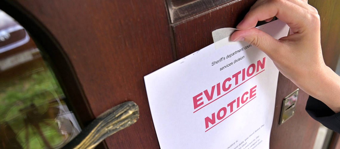 reasons for eviction