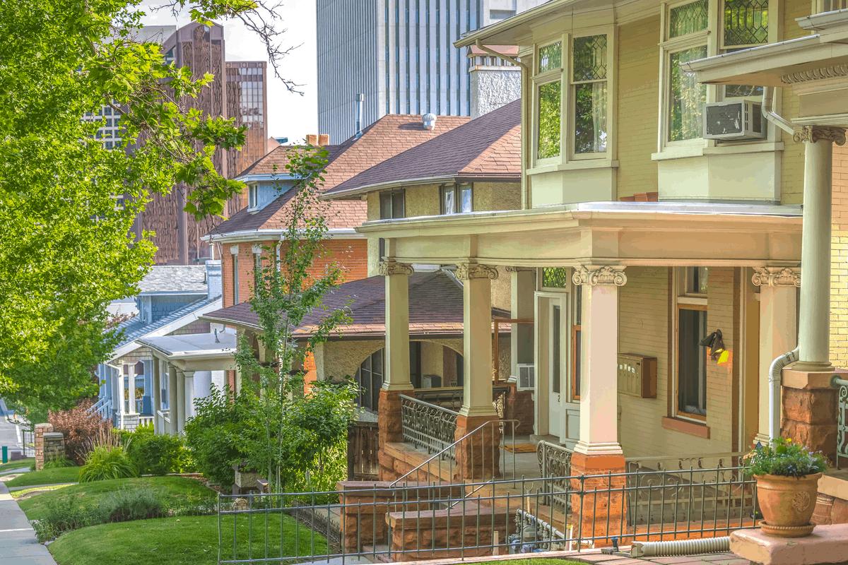 The Avenues in Salt Lake City.