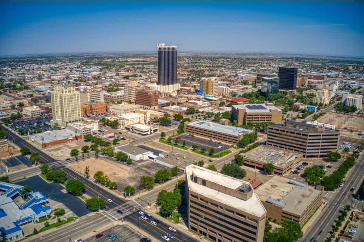 Amarillo, TX.