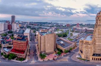 average rent in Buffalo
