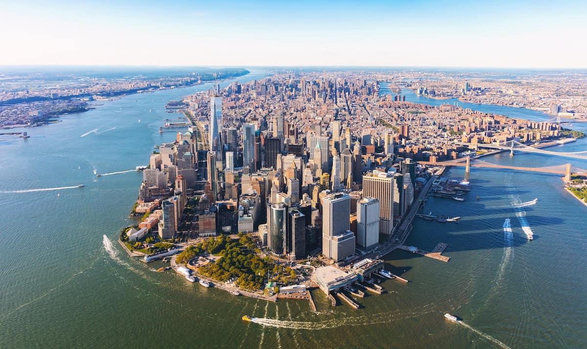 Manhattan, NY.