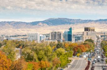average rent in Boise